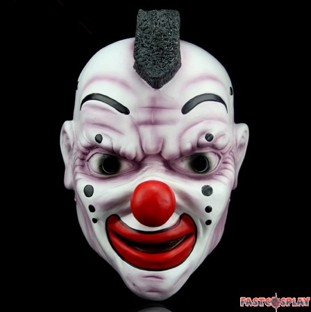 Slipknot Shawn Crahan Resin Cosplay Mask