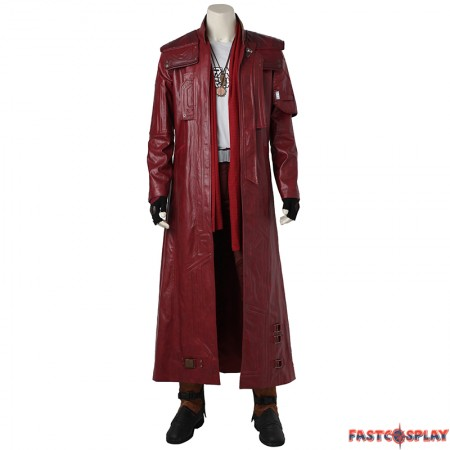Guardians of The Galaxy 2 Star Lord Cosplay Costume Peter Quill Cosplay