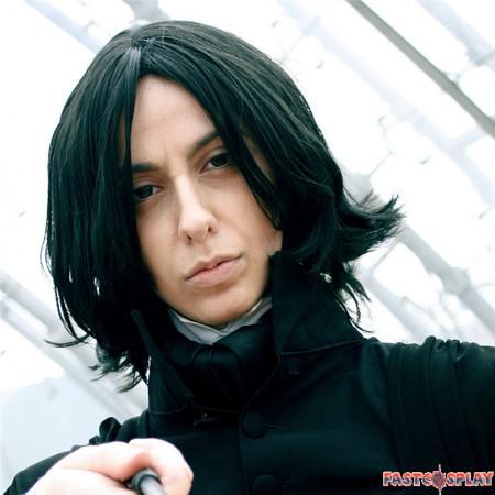 Harry Potter Severus Snape Wigs Cosplay