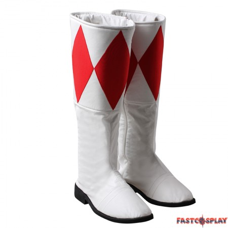 Power Rangers Cosplay Boots