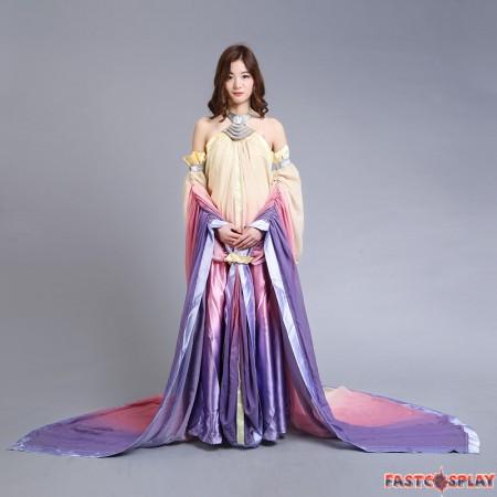 Star Wars Padme Amidala Cosplay Costume Dresses