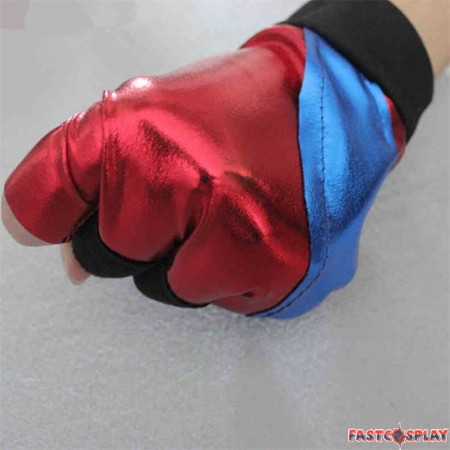 Suicide Squad Harley Quinn Cosplay Gloves