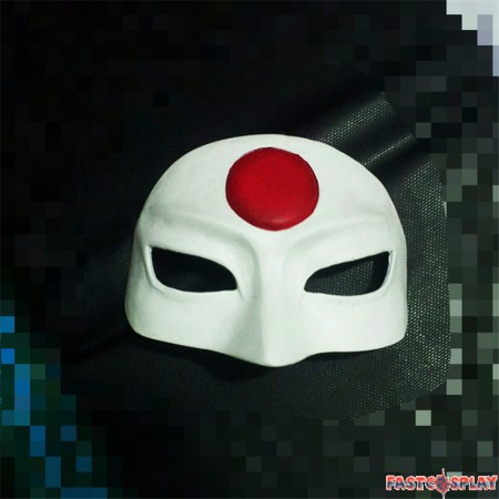 Suicide Squad Katana Cosplay Mask