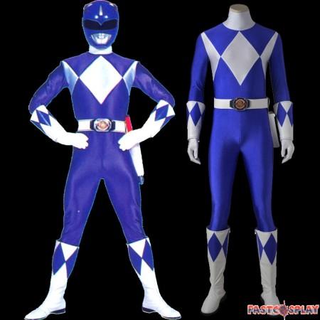 Tricera Ranger Cosplay Costume Power Rangers Tricera Jumpsuit Uniform