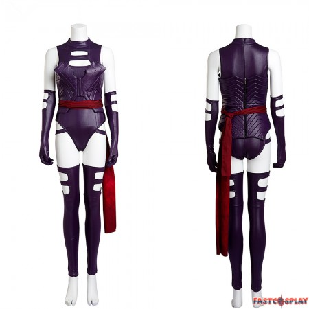 X-Men Apocalypse Psylocke Cosplay Costume - Deluxe Version