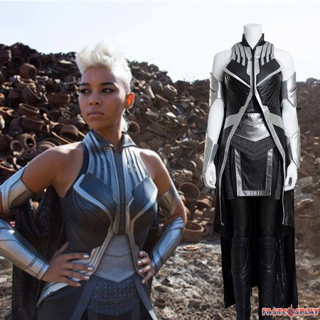 X-Men: Apocalypse Storm Cosplay Costume Full Set Deluxe