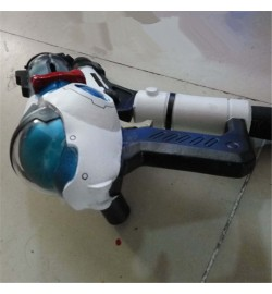 Overwatch Mei Endothermic Blaster Weapon Cosplay Gun Props