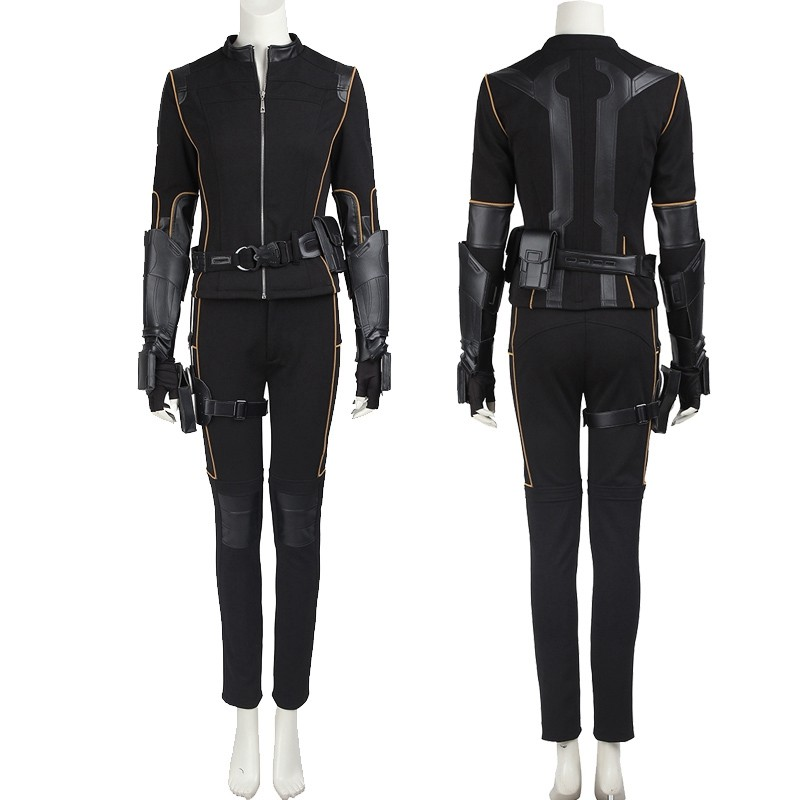 Agents of SHIELD Skye Quake Cosplay Costume