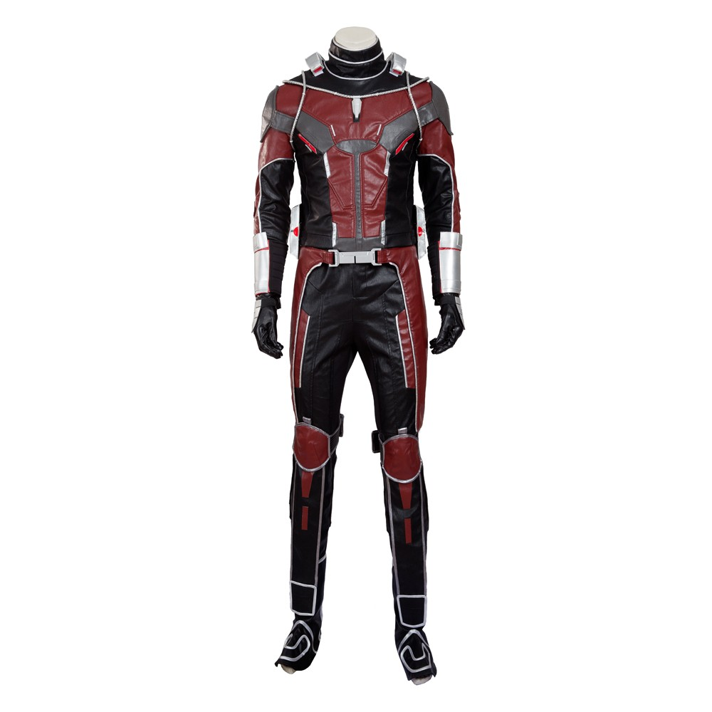 Captain America Civil War Scott Lang Ant-Man Cosplay Costume