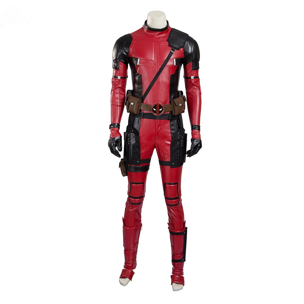 Deadpool Wade Winston Wilson Cosplay Costumes