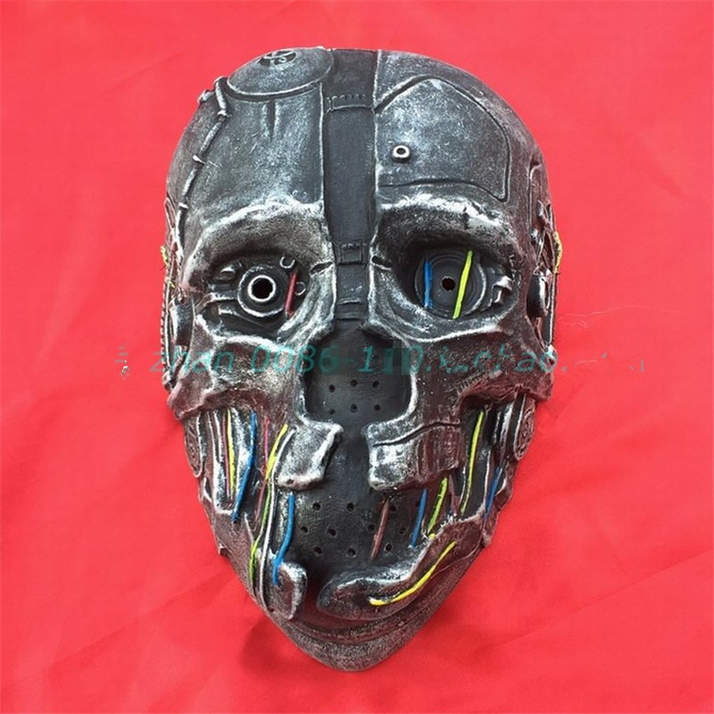 Dishonored Corvo Attano Cosplay Mask