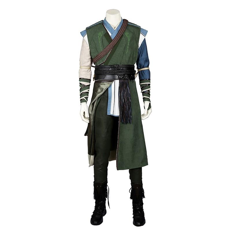 Doctor Strange Karl Mordo Cosplay Costume Deluxe