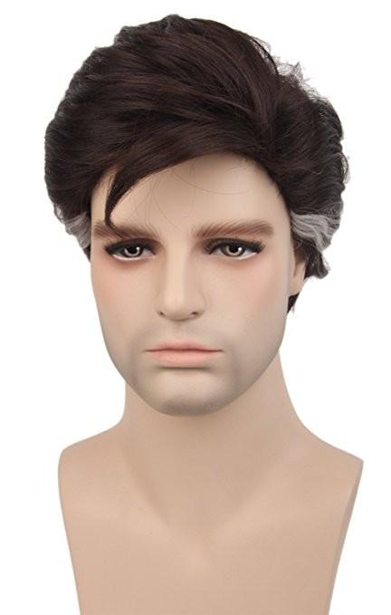 Doctor Strange Stephen Vincent Cosplay Wigs