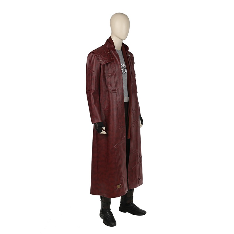 Guardians Of The Galaxy 2 Star Lord Cosplay Costume Deluxe