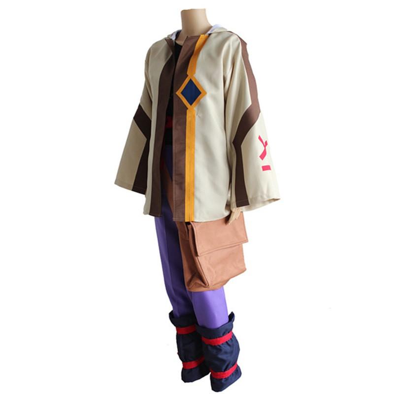 Kabaneri of the Iron Fortress Ikoma Cosplay Costume