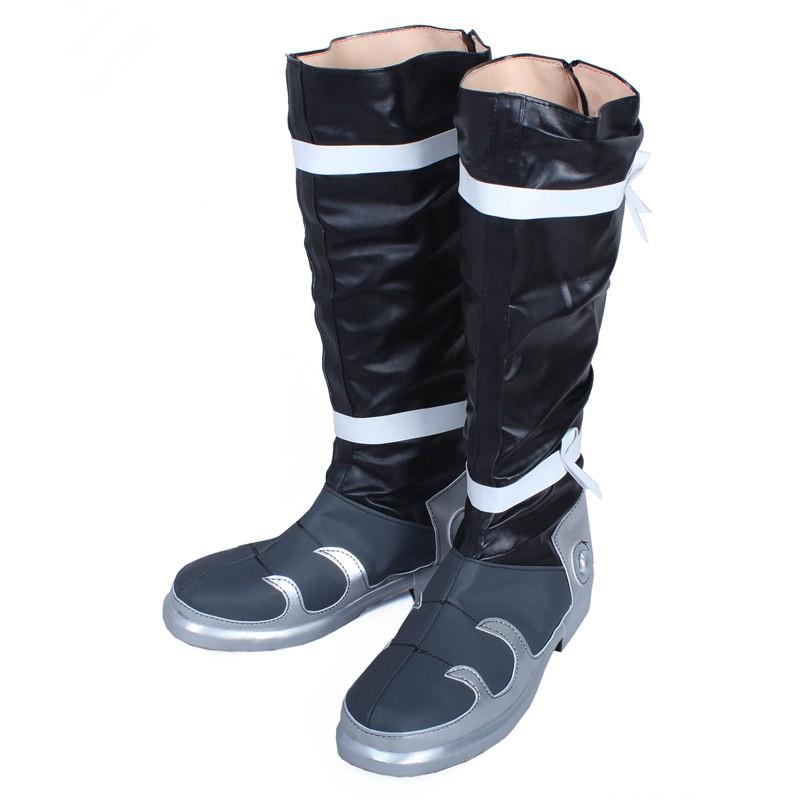 Kabaneri of the Iron Fortress Kurusu Cosplay Boots