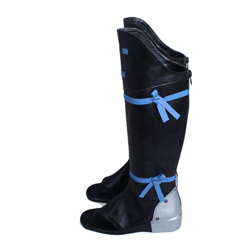 Kabaneri of the Iron Fortress Mumei Cosplay Boots