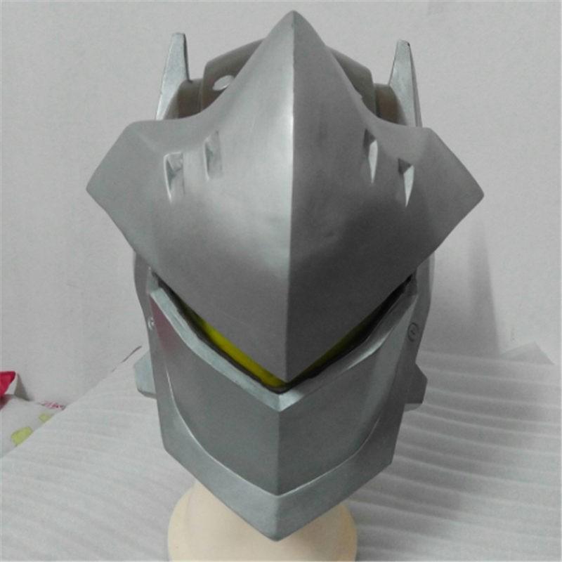 Overwatch Genji Helmet Cosplay Mask