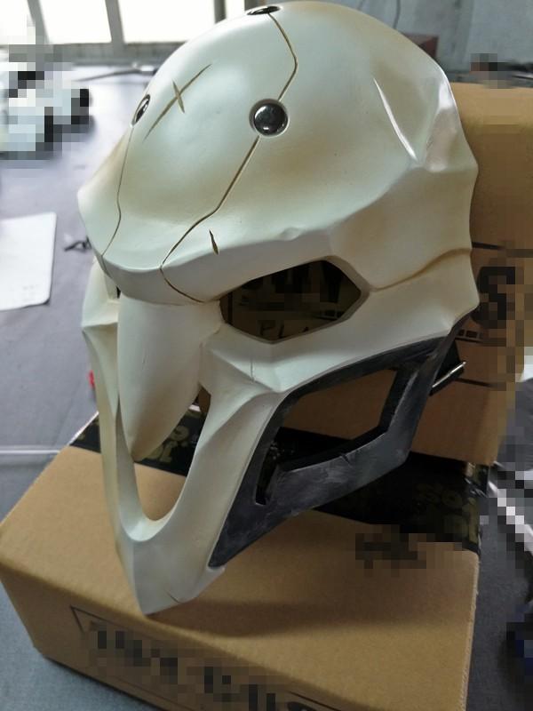 Overwatch Reaper Mask Masquerade Cosplay