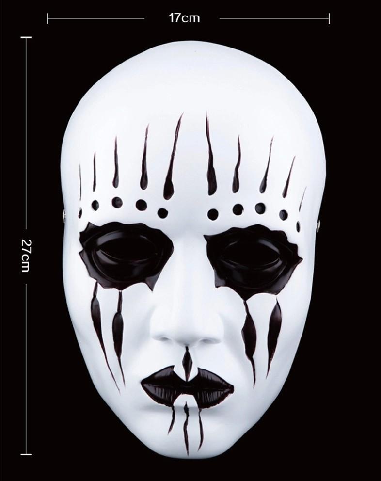 Slipknot Joey Jordison Resin Cosplay Mask