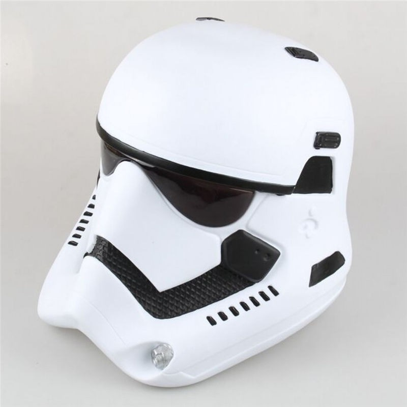 Star Wars The Force Awakens Stormtrooper Cosplay Helmet