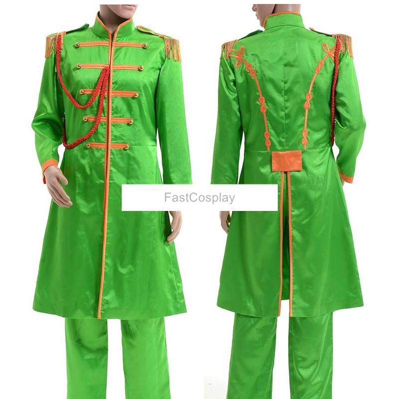 The Beatles Uniform Cosplay Costume