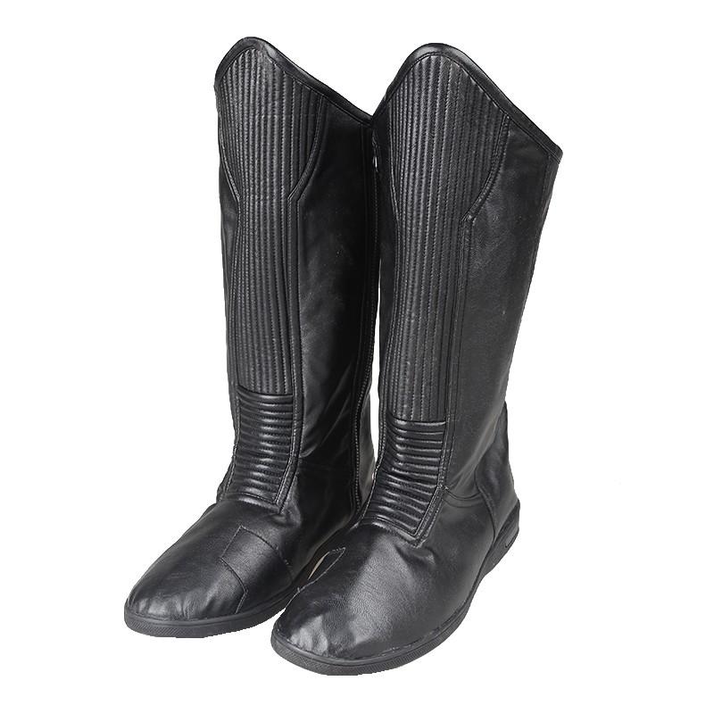 The Flash Season 2 Zoom Hunter Boots Zolomon Cosplay Shoes