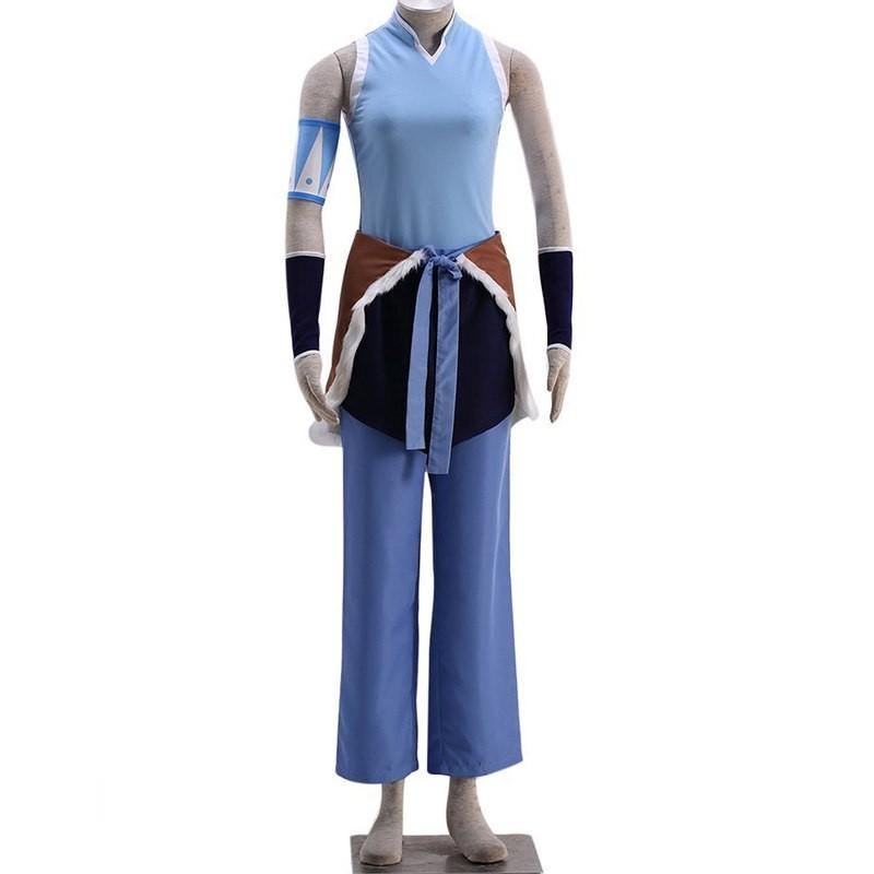 The Legend of Korra Cosplay Costume