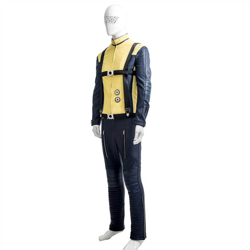 X-Men First Class X Charles Francis Xavier Cosplay Costume