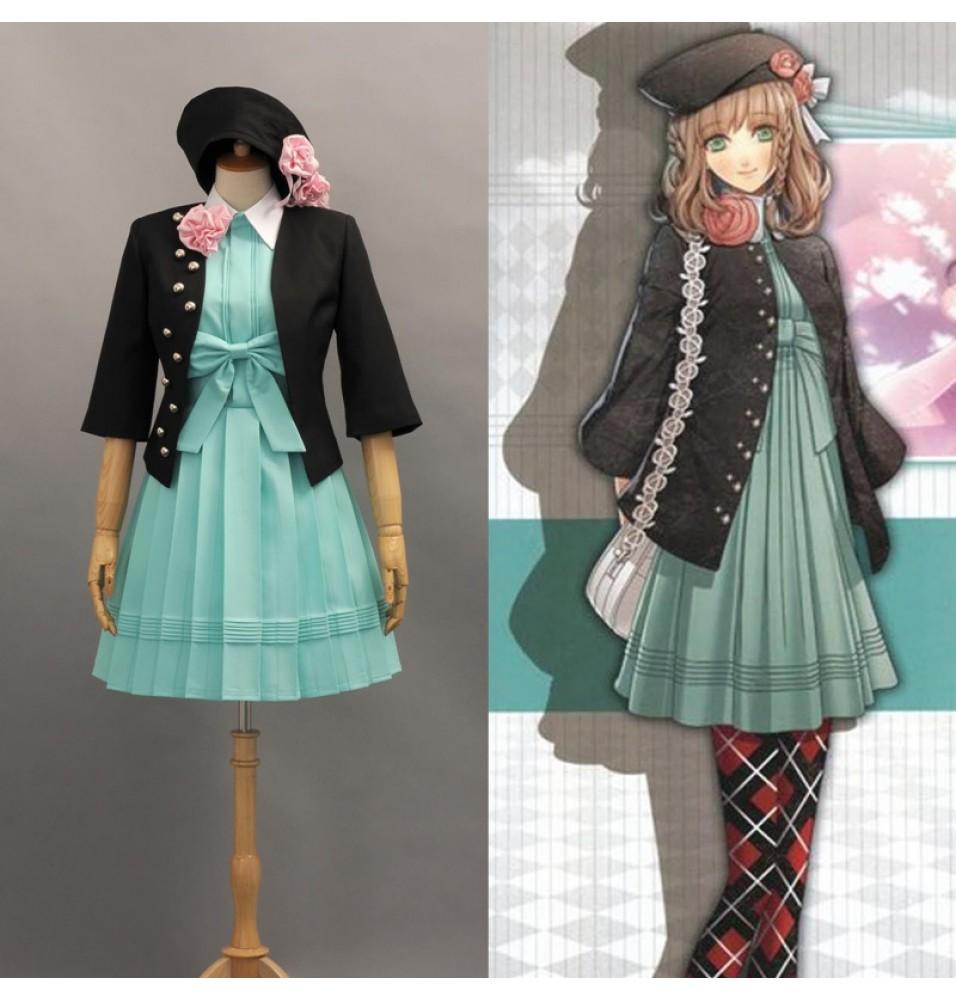 Amnesia Heroine Cosplay Costume Dress Costumes