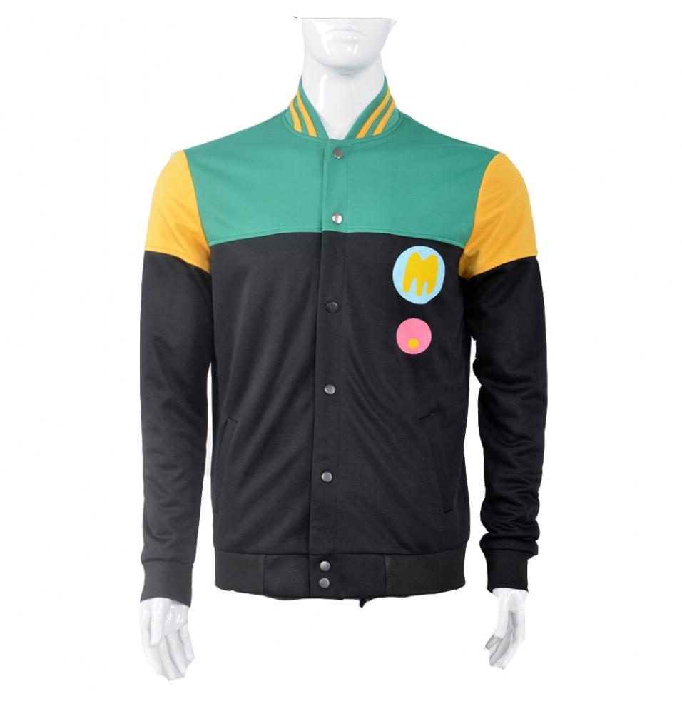 Anime Tachibana Makoto Cosplay Jacket Baseball Jacket
