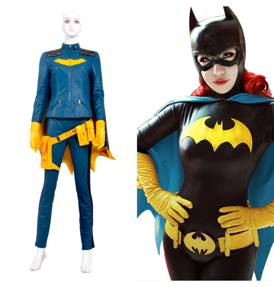 Batman: Arkham Knight Batgirl Cosplay Costumes
