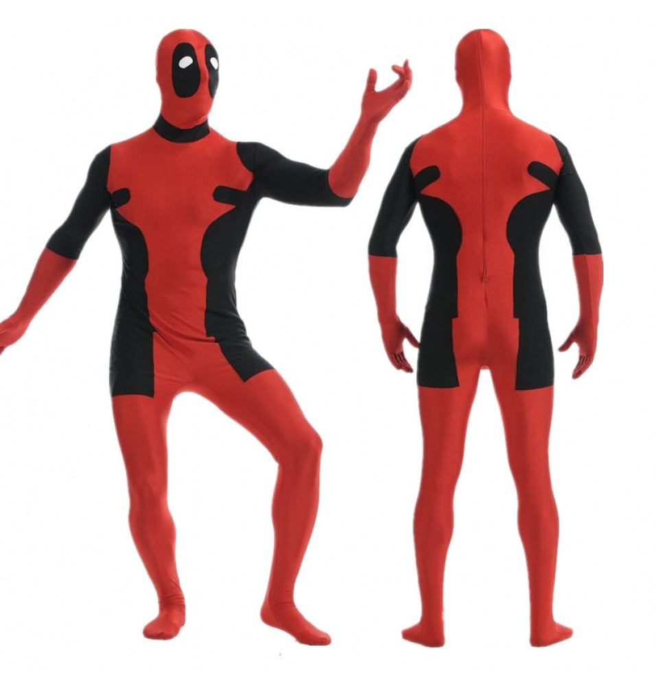 Deadpool Men ZenTai Cosplay Costumes
