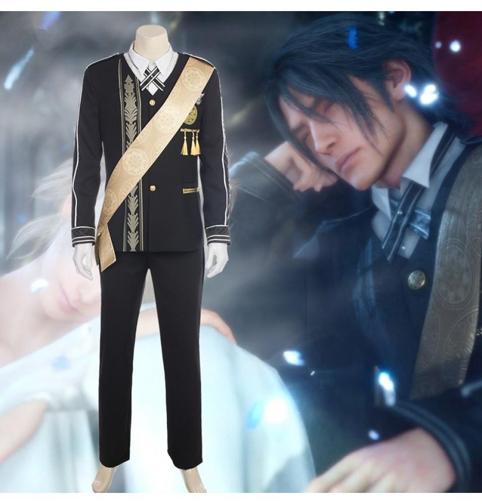 Final Fantasy XV Noctis Lucis Caelum Evening Suit Cosplay Costume