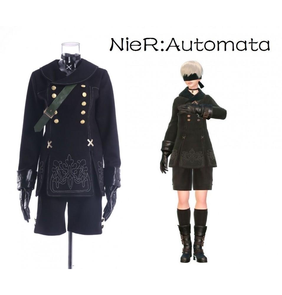 NieR: Automata 9S Costume YoRHa No.9 Type S Cosplay Costume
