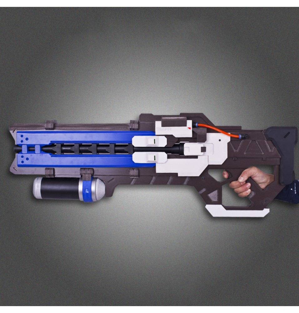 Overwatch Soldier 76 Heavy Pulse Rifle Weapon Prop