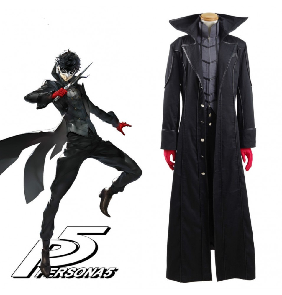 Persona 5 Kaito Costume Cosplay Costume Outfit