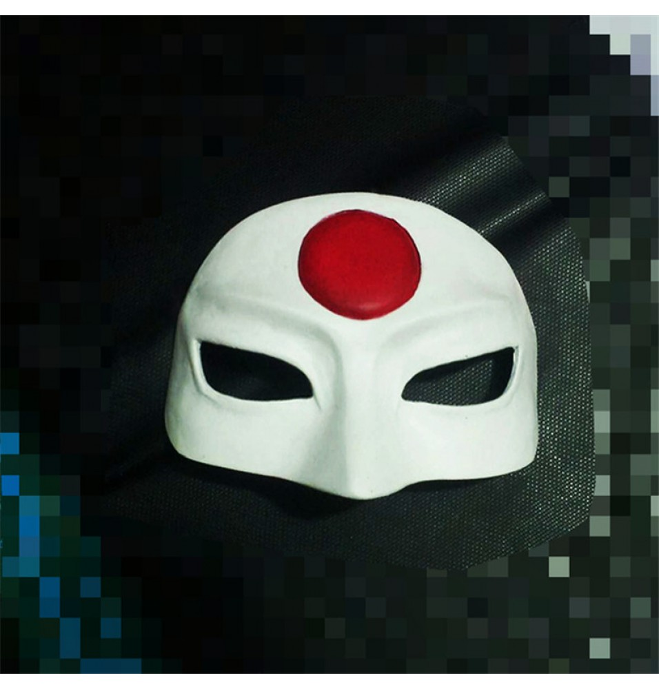Suicide Squad Katana Cosplay Mask