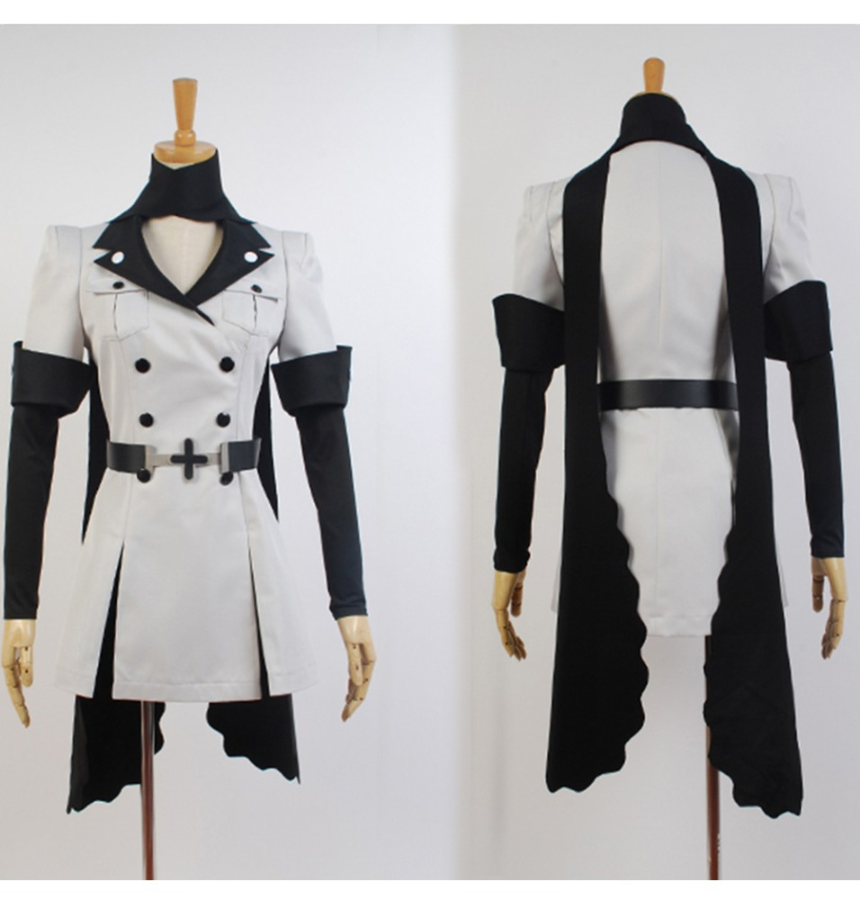 Akame ga Kill! Esdese Esdeath Suit Cosplay Costume