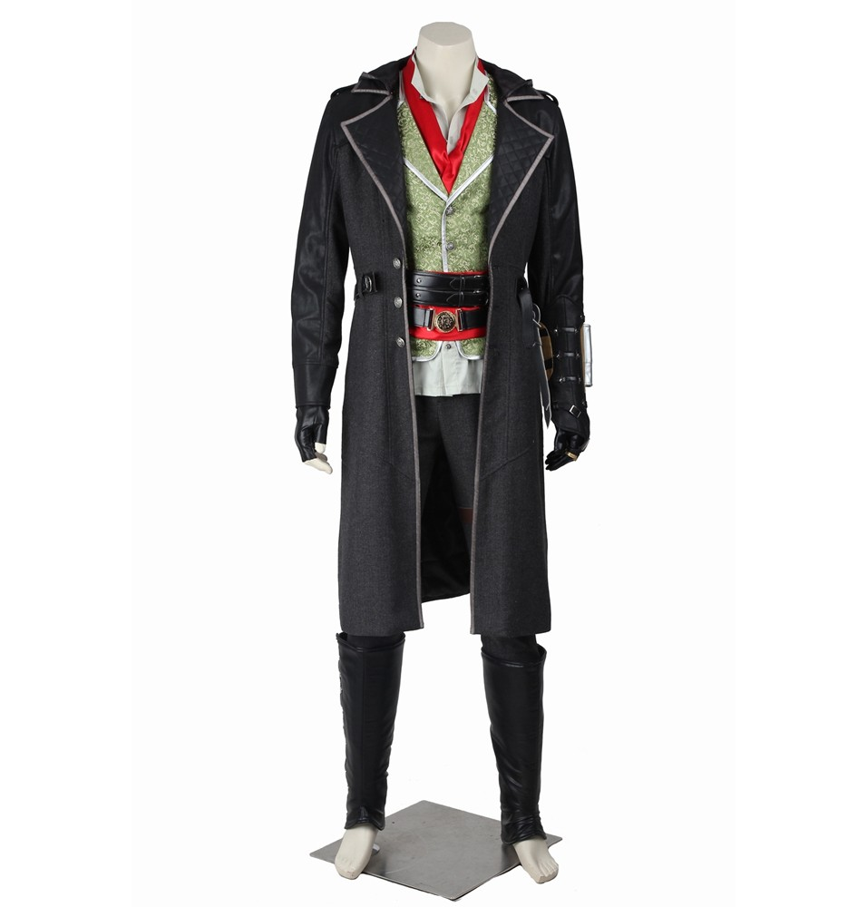 Assassin's Creed Syndicate Jacob Frye Cosplay Costume