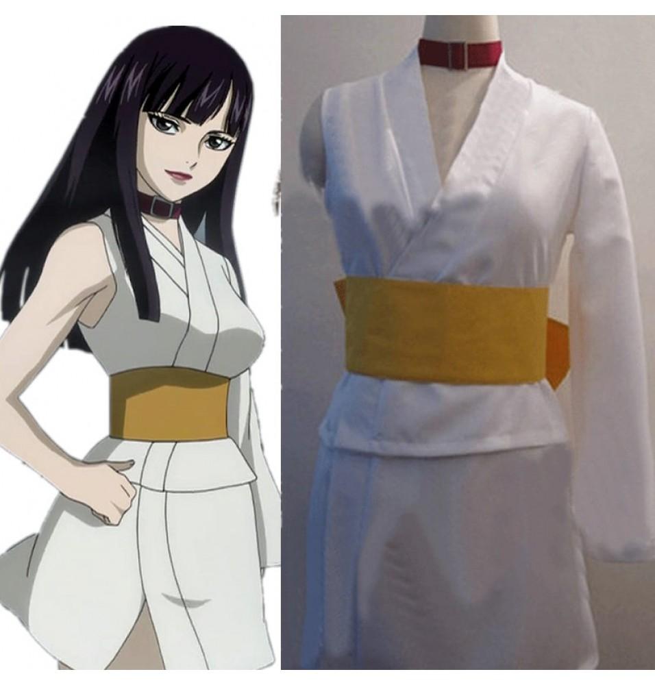 Fairy Tail Ultear Milkovich Cosplay Costume White Dress