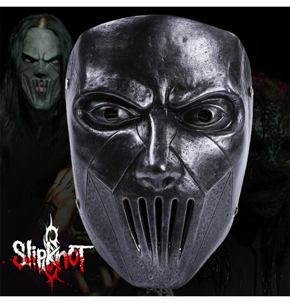 Slipknot Mick Thomson Resin Cosplay Mask
