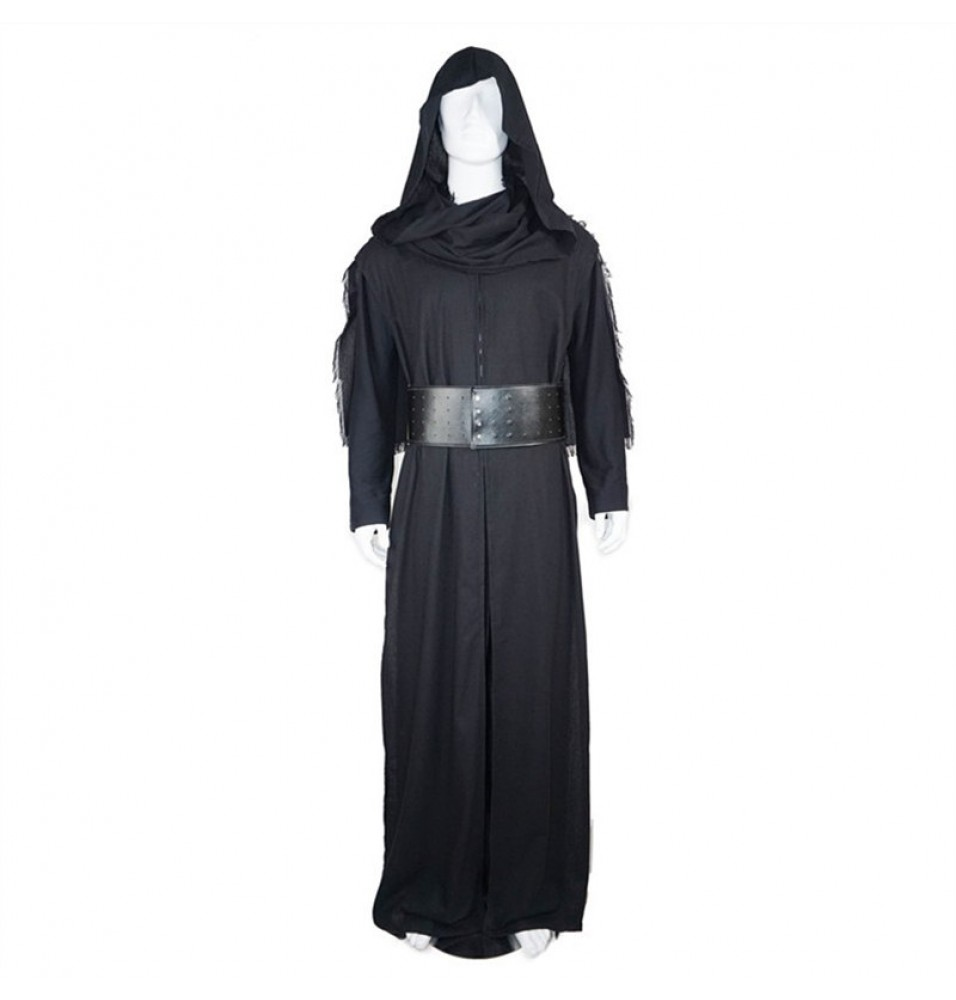 Star Wars The Force Awakens Kylo Ren Cosplay Costumes