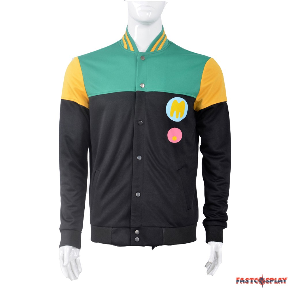 Anime Characters Jacket : Anime tachibana makoto cosplay jacket baseball
