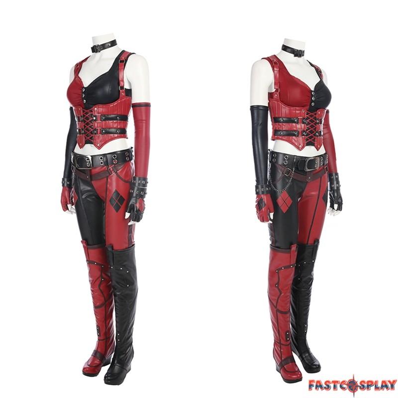 Batman Arkham Knight Harley Quinn Outfit