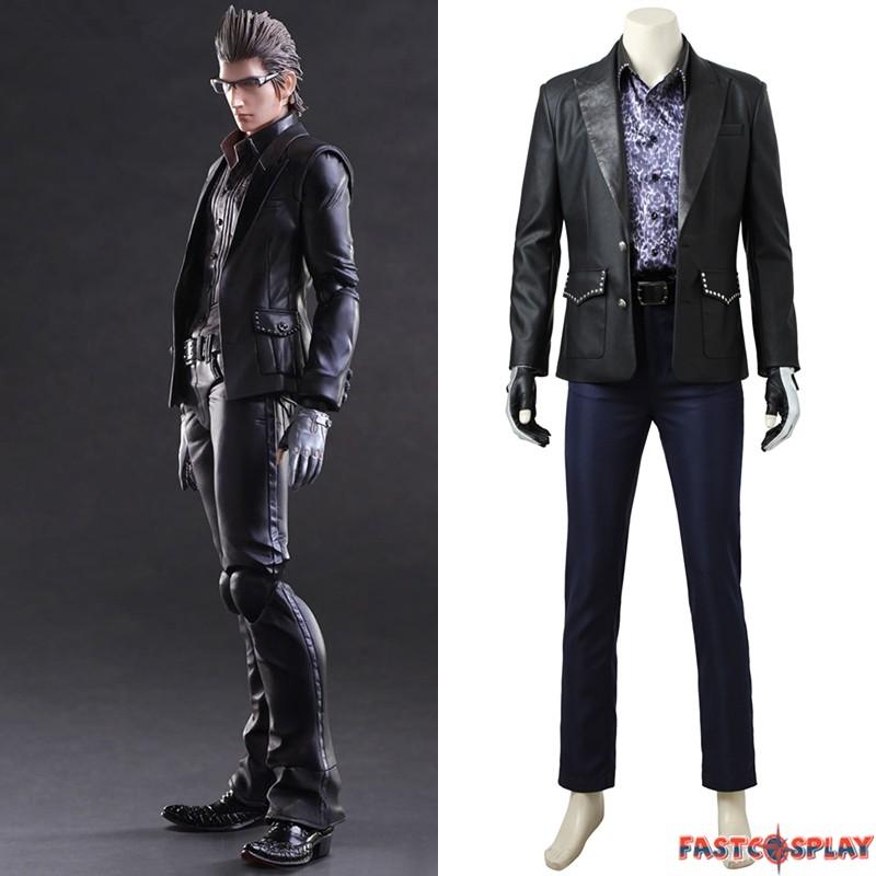 final fantasy xv ignis scientia cosplay costume deluxe costume