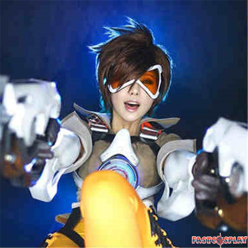 cosplay costume tracer Overwatch