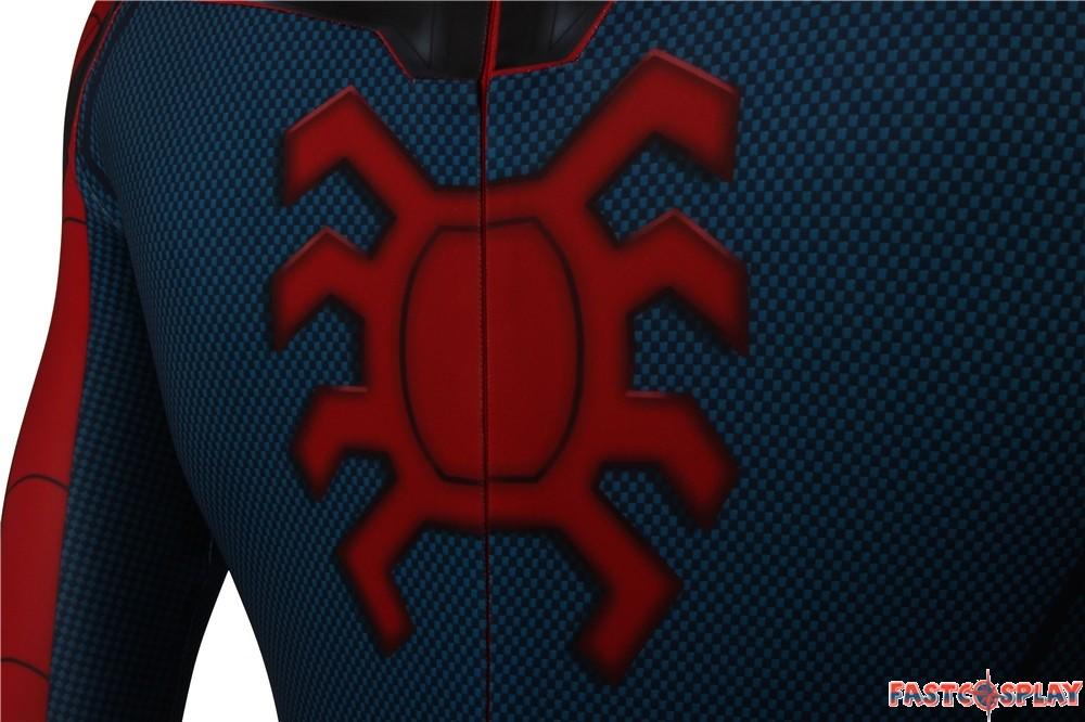 Spider Man Homecoming Spiderman 3d Zentai Suit