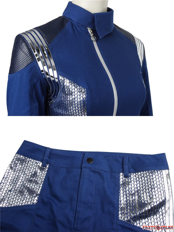 sc 1 st  FastCosplay & Star Trek Discovery Michael Burnham Cosplay Costume