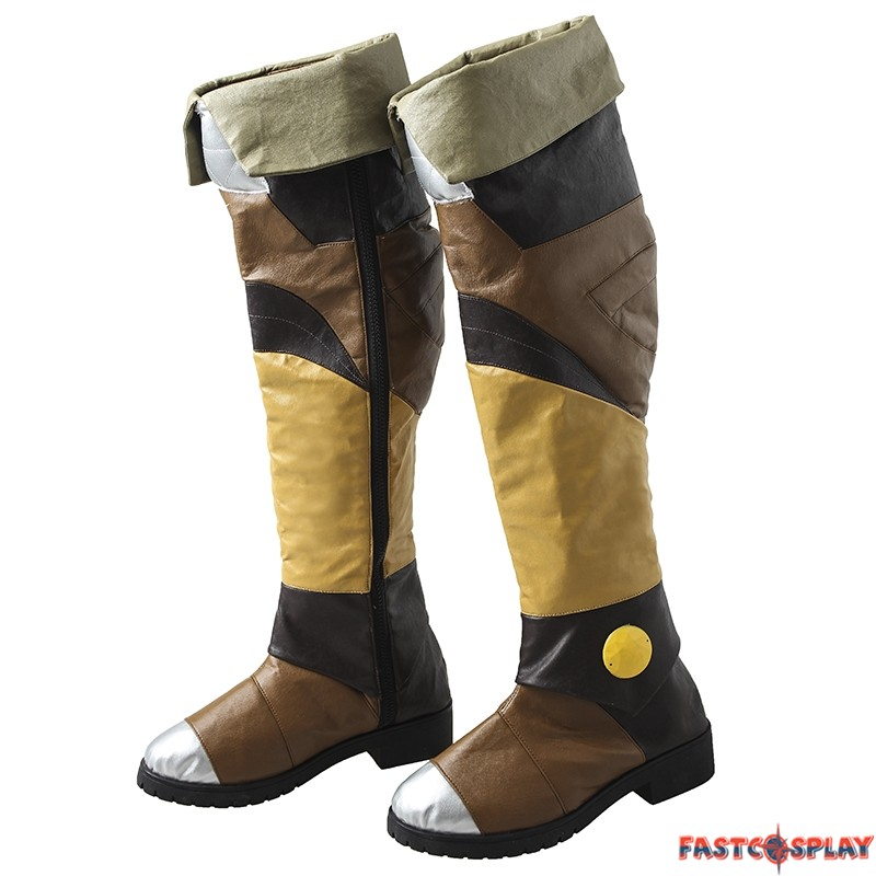 The Legend of Zelda Breath of the Wild Princess Zelda Cosplay Shoes Boots Only